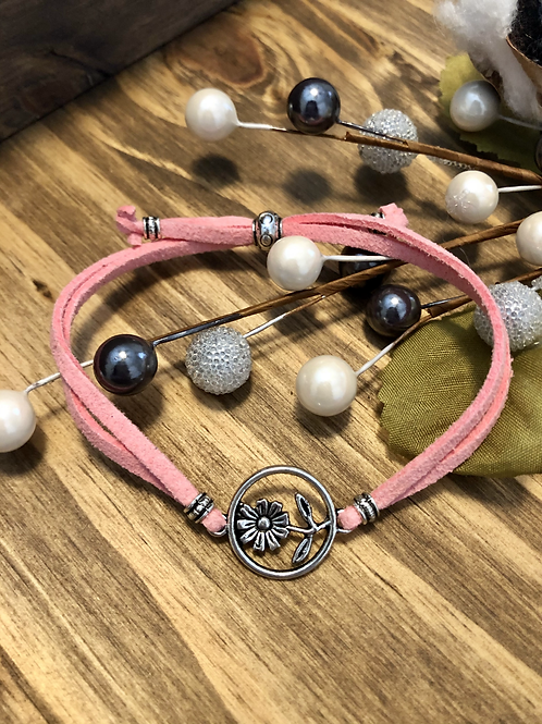 Simple Daisy in Pink