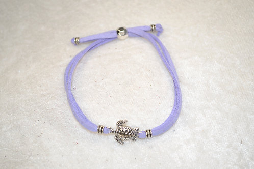 Tiny Turtle in Lilac
