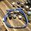 Thumbnail: Angel Wing in Cornflower Blue