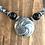 Thumbnail: Gray Clay Swirl in Black & Blue