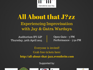 Experiencing Improvisation with Audiences