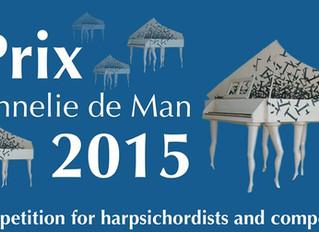 Prix Annelie de Man 2015