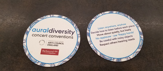 Hearing and Listening in Diversity: Notes from the Aural Diversity Conference 2019