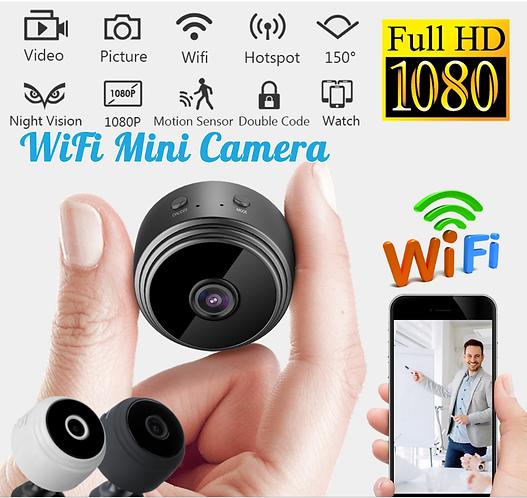 미니 와이파이 1080 p 카메라