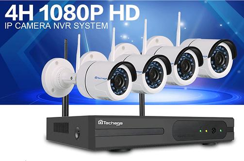 WiFi 무선 비디오 감시시스템