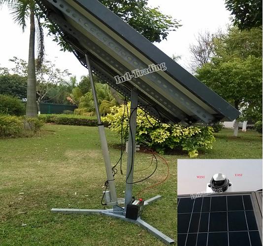 태양 추적기 액추에이터