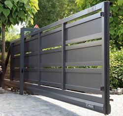AL Sliding Gate