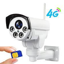 3G 4G LTE  PTZ 1080P 4배 회전
