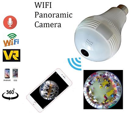 1080 Pwifi IP어안렌즈 카메라