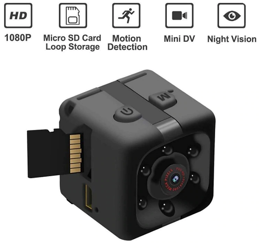 마이크로 카메라 HD 1080 P