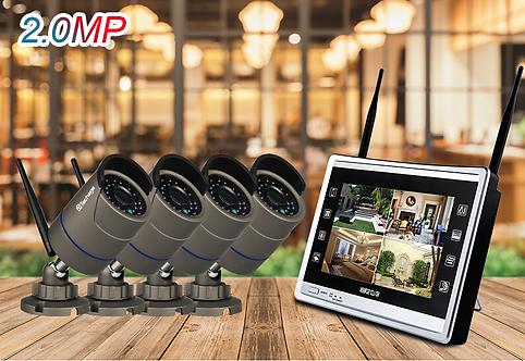 NVR 1080P 무선CCTV 시스템