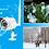 Thumbnail: 720P무선 CCTV System 4CH wifi NVR