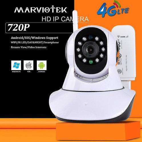 3G 4G 무선 Camera 720P 옥내형