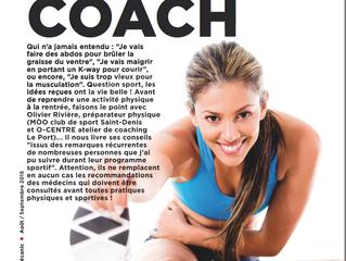 Articles du JIR : Olivier Coach au MÒ-O