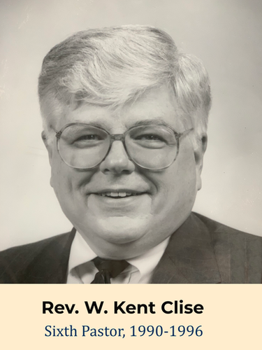 Rev. W. Kent Clise