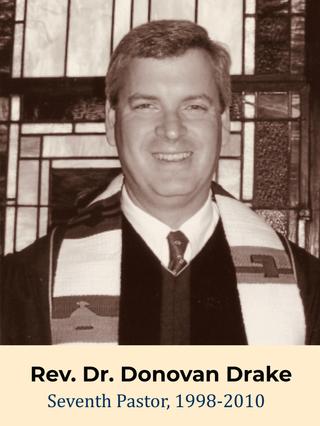 Rev. Dr. Donovan Drake