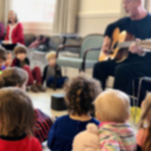 Weekday School Mr Hicks singing Dec 2018