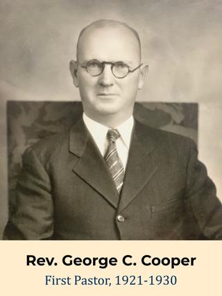 Rev. George C. Cooper