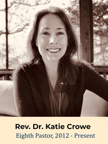 Rev. Dr. Katie Crowe