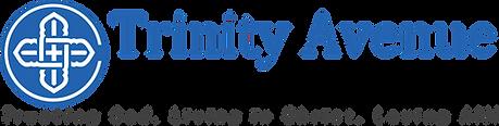Trinity Avenue New Header Logo with Slog