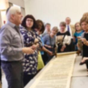 20180225 Rabbi Steven Sager Sunday Schoo