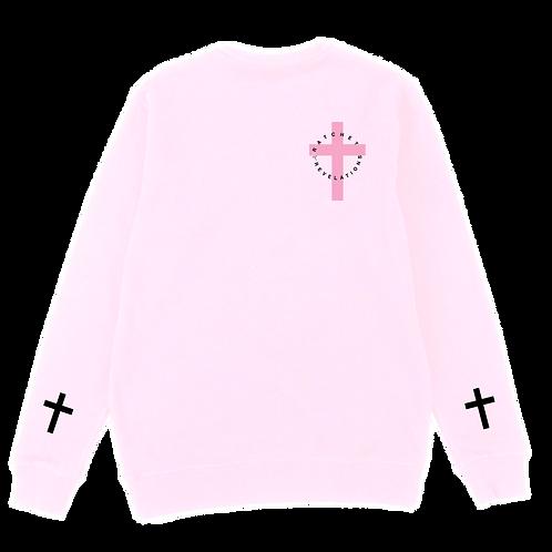 Ratchet Revelations Pink Crew Neck