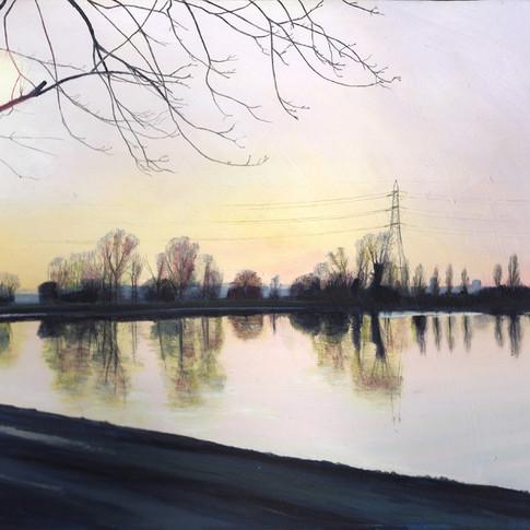 Evening at the reservoir.jpg