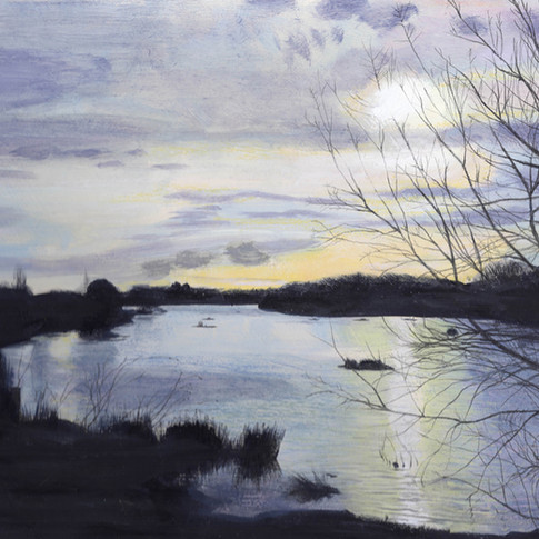 Evening at Hollow Ponds.jpg