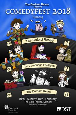 Comedyfest Poster