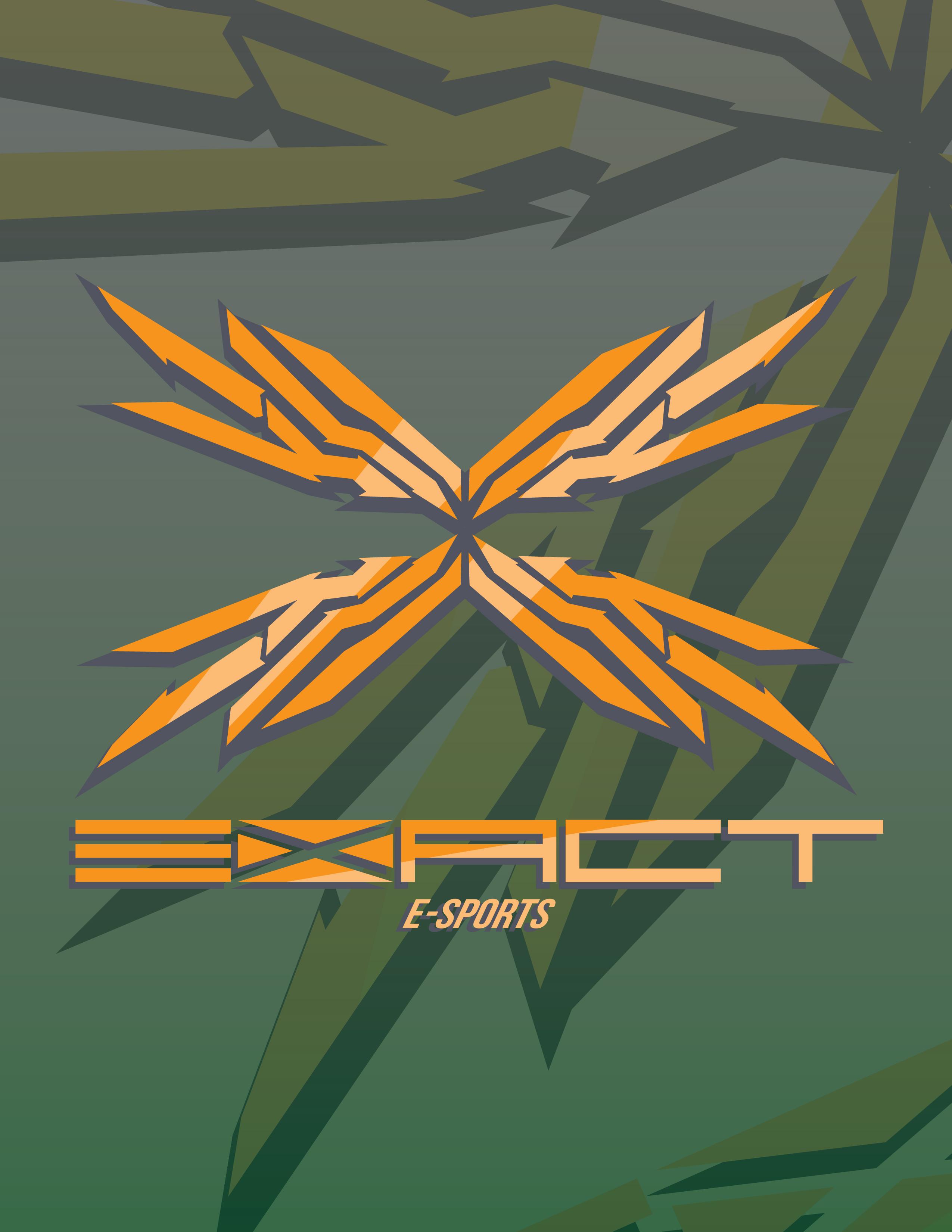 Exact - E-Sports Logo