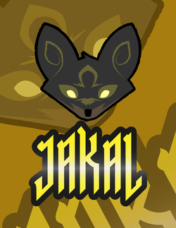 Jakal Logo - Black
