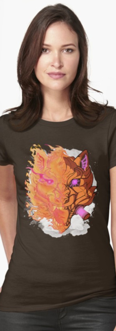 Alloy Wolf Variant Graphic Tee