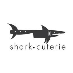 Shark-Cuterie Logo Concept