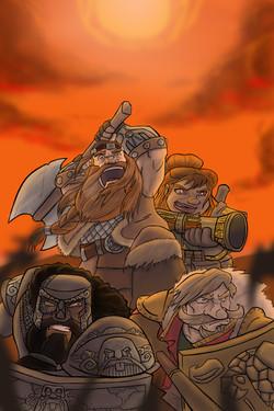 Dwarven Mercenaries