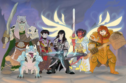 Pathfinder Party Commission