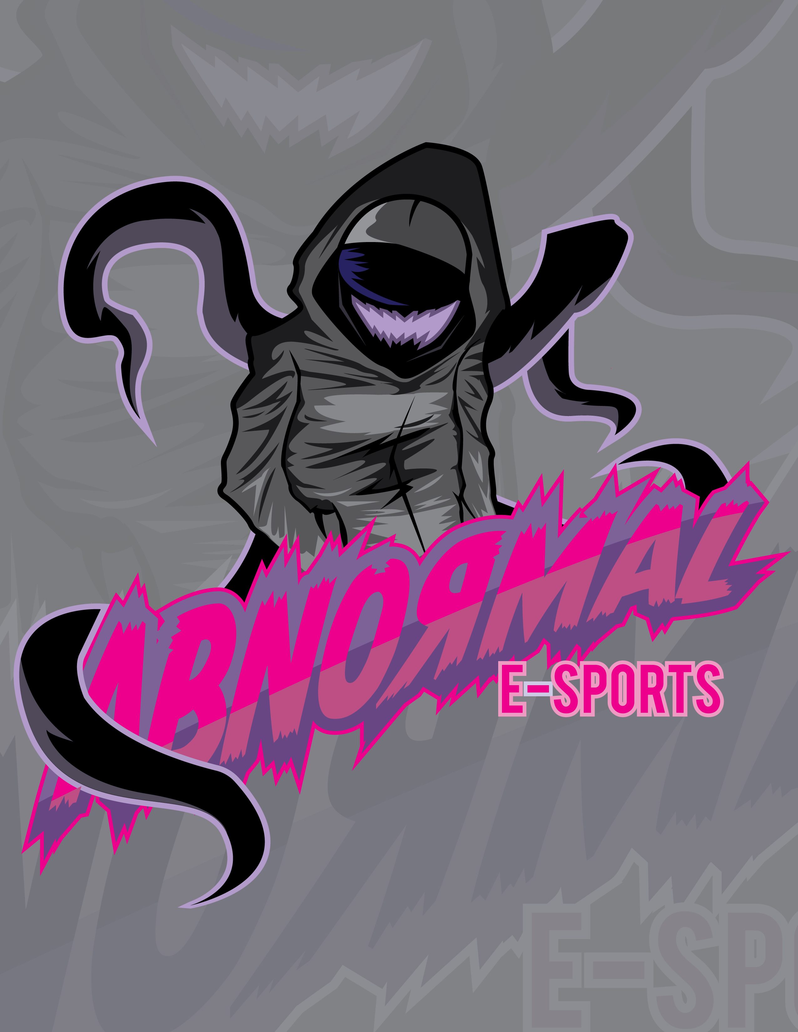 Abnormal - E-Sports Logo