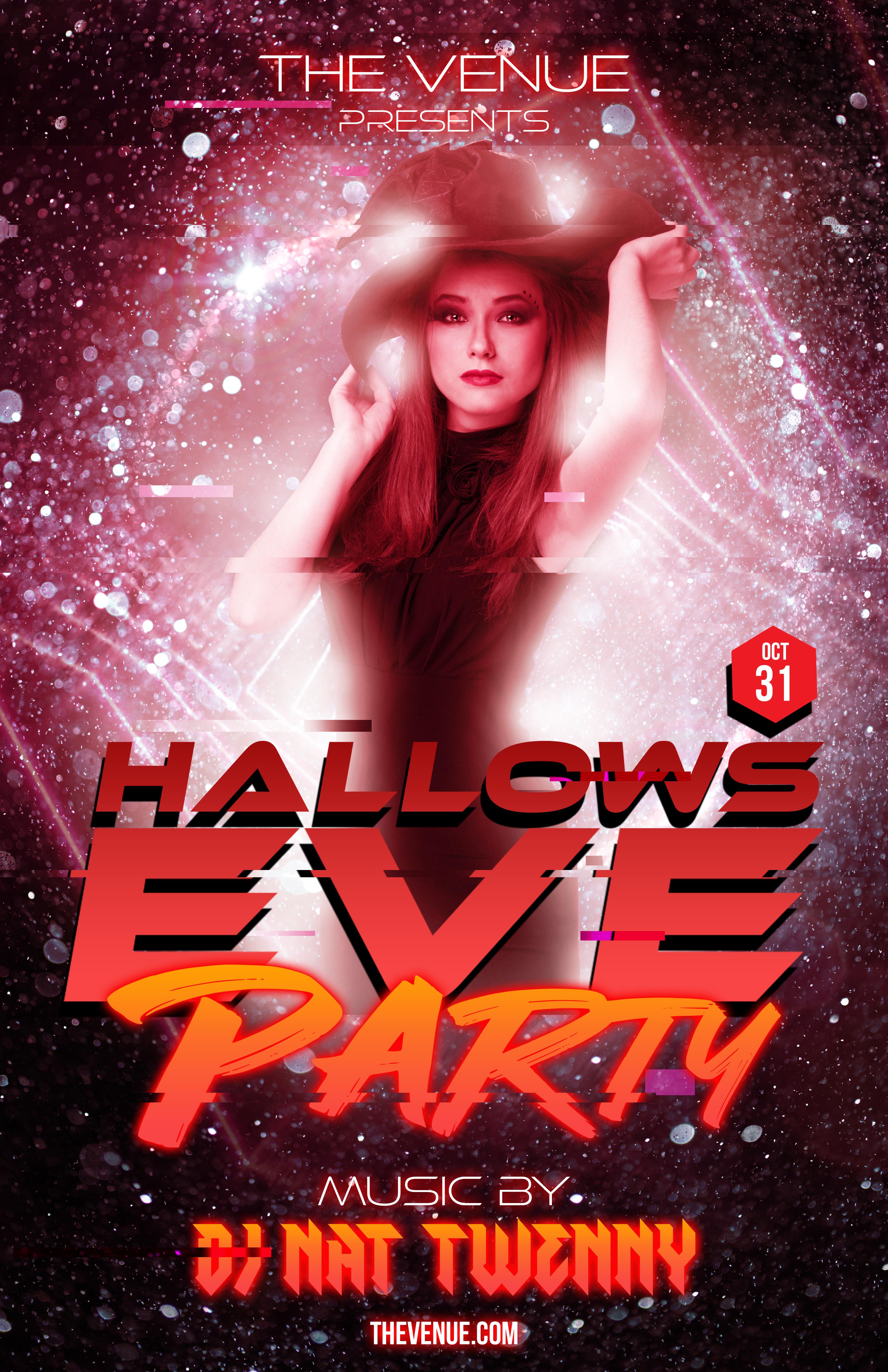Club Poster Halloween