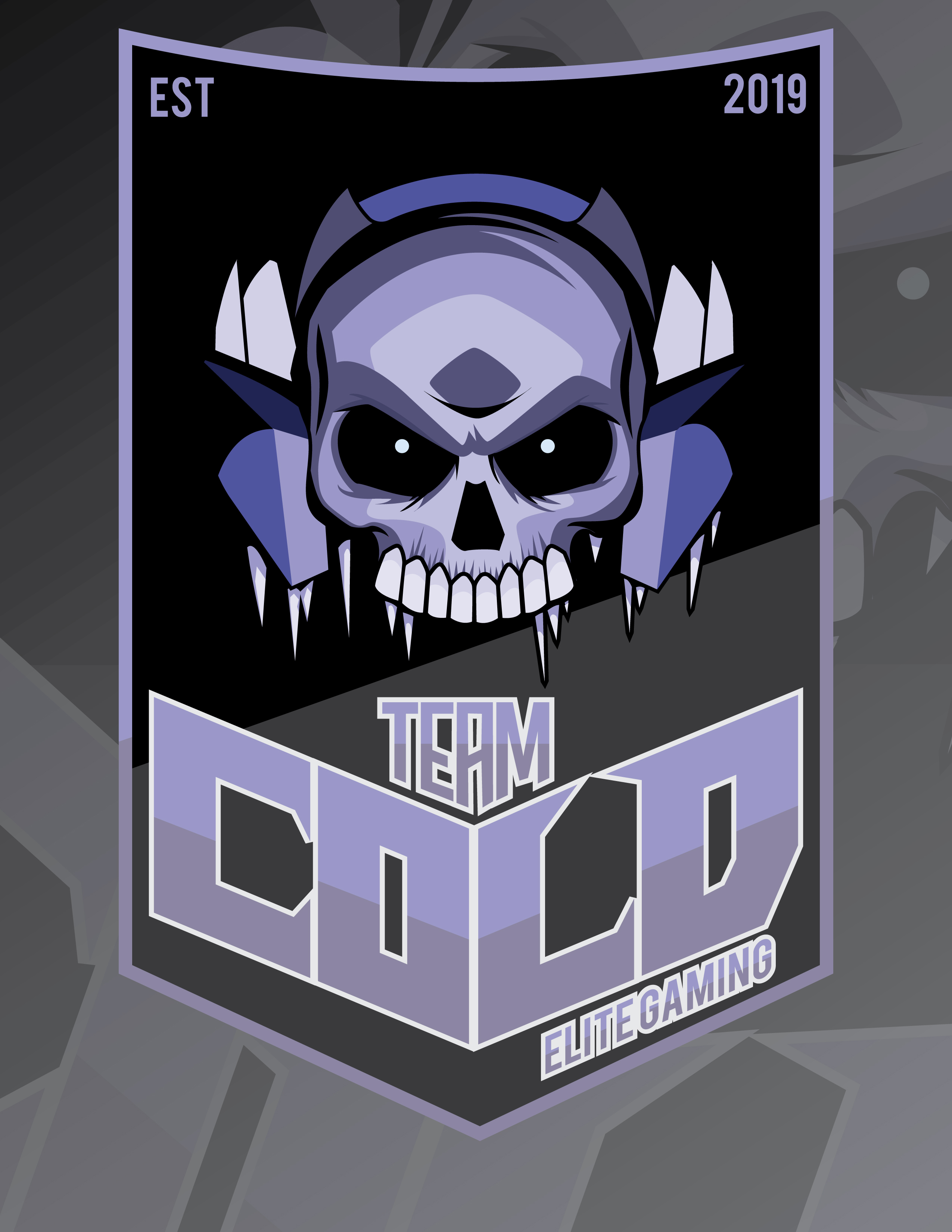 Team Cold - E-Sports Logo