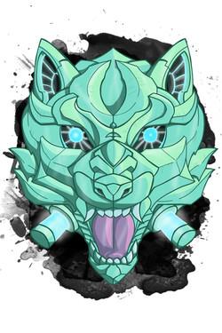 Metal Wolf