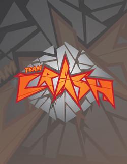 Team Crash - E-Sports Logo
