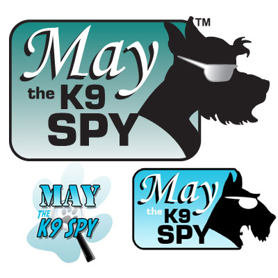 May the K9 Spy Logo