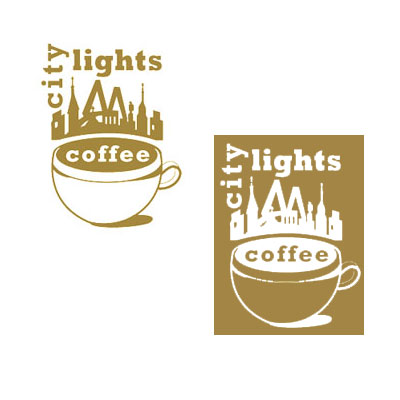 City Lights Coffee Logo