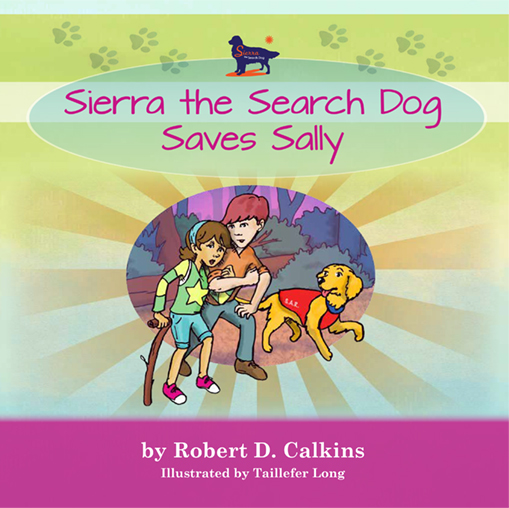 Sierra the Search Dog Saves Sally