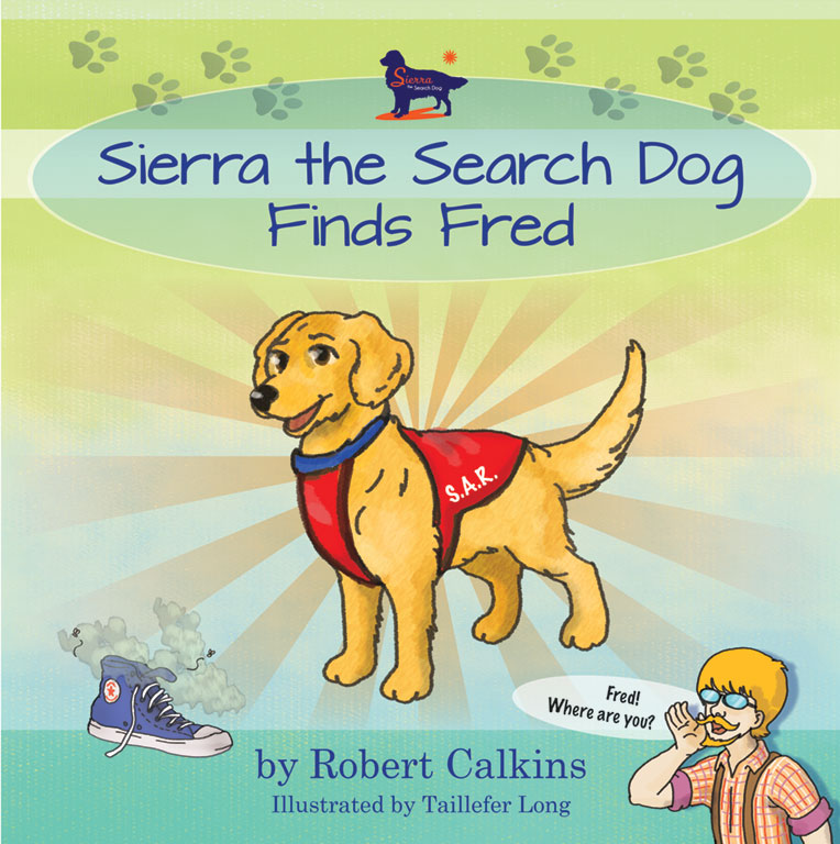 Sierra the Search Dog Finds Fred