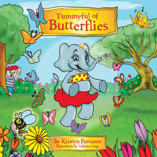 Tummyful of Butterflies