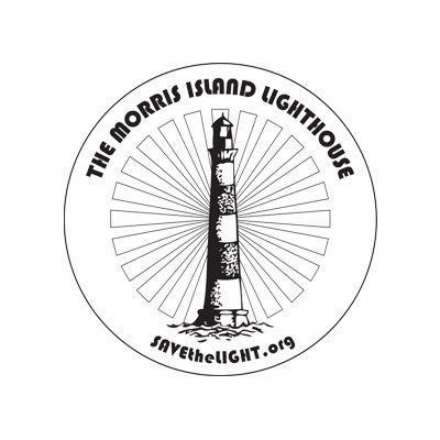 Morris Island Lighthouse Logo