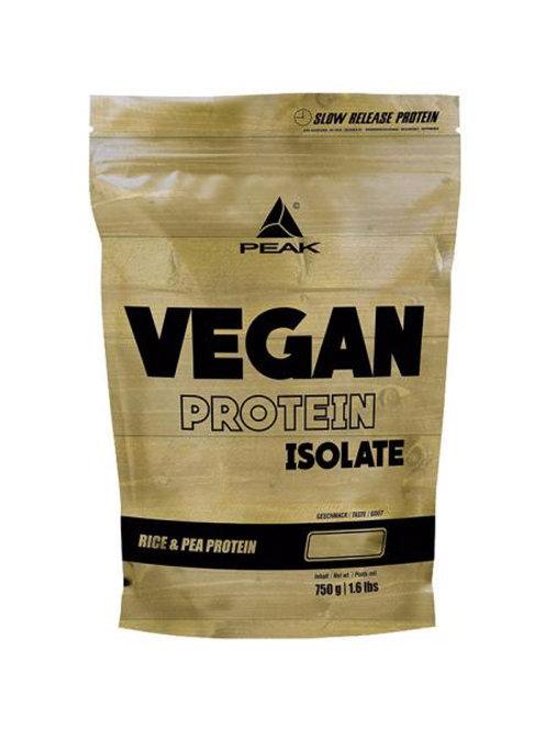 PEAK - Vegan Protein Fusion 750g