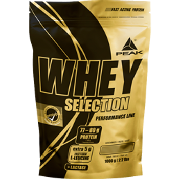 PEAK - Whey Selection 1000g