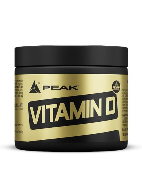 PEAK - Vitamin D 180 Tabletten