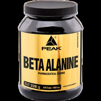 PEAK - Beta Alanine 240 Kapseln